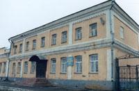 Здание музея, дом купца А.В. Орлова (бывший дом омских купцов братьев Волковых).