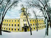 Здание Центрального Музея МВД России