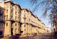 Дом по Каменноостровскому проспекту, где находится  Музей С.М. Кирова