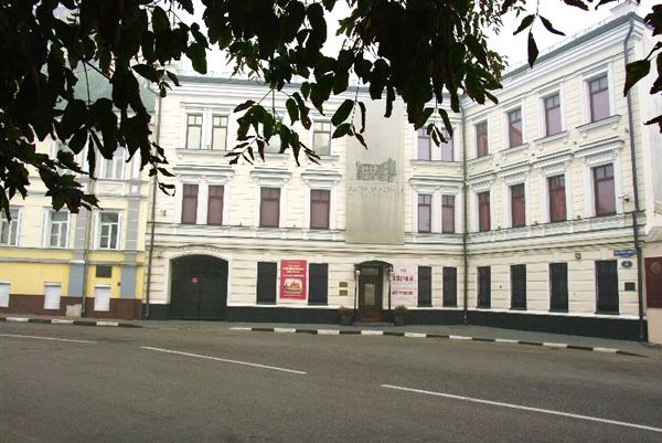 Здания и сооружения: Здание музея Дом Иконы