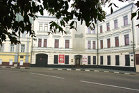 Здание музея Дом Иконы