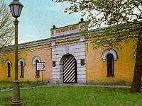 Иоанновский равелин Петропавловской крепости
