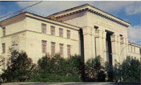 Здание музея - МОКМ
