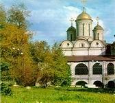 Спасо-Преображенский собор в Ярославле. 16 в.