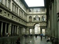 Здания и сооружения: Галерея Уффици, Флоренция