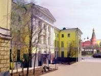 Государственный геологический музей им. В.И. Вернадского РАН, вид здания