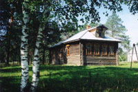 Дом-музей М.С.Малинина в селе Антропово