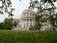 К. Росси. Елагинский дворец, 1818-1822