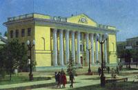 Здание Тамбовского областного краеведческого музея