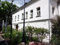 Здание музея Огни Москвы