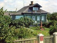 Дом-музей М.И.Калинина в селе Верхняя Троица