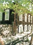 Фасад дома В.И. Сурикова