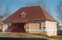 Музей Вятские народные художественных промыслы