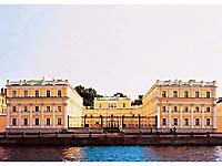 Вид здания Музея-усадьбы Г.Р.Державина.
