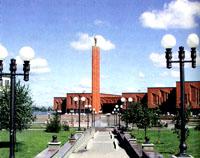 Национальный культурный центр Казань