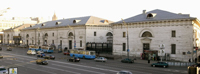 Музейное объединение Музей  Москвы. Вид здания с садового кольца