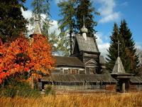 Церковь Георгия Победоносца, фото М. Кудрявцева