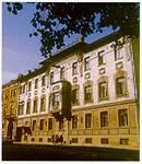 Здание, где расположен Музей В.В. Набокова
