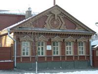 Фасад музея архитектуры