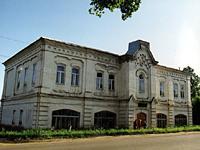 Здание Уржумского краеведческого музея