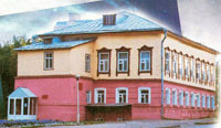 Музей К.Э.Циолковского, авиации и космонавтики