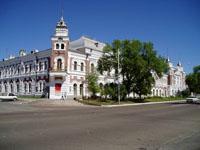 Амурский областной краеведческий музей им. Г.С. Новикова-Даурского