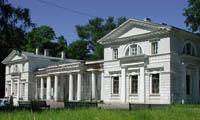 Конюшенный корпус. Елагиноостровский дворец-музей