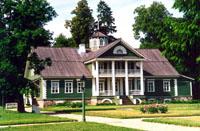 Петровское. Дом П.А. и В.П.Ганнибалов
