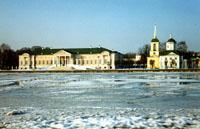Дворец, 1769-1775 гг. Архитектор К.Бланк