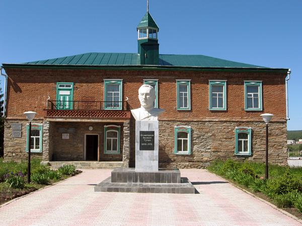 Здания и сооружения: Темясовский историко-краеведческий музей