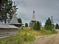 Почозерский комплекс и ограда погоста, К. Кокошкин