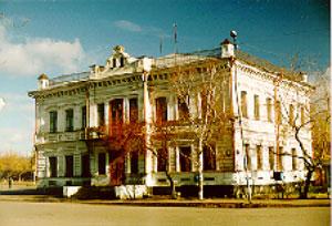 Здания и сооружения: Новое здание музея