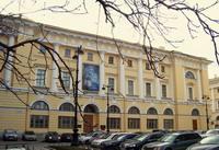 Главное здание на пл. Островского, 6