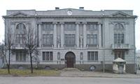 Здание Музея Промышленности и искусства