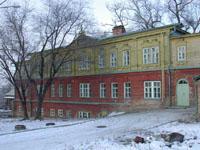 Симбирская чувашская школа. Квартира И.Я.Яковлева