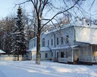 Дом Л.Н.Толстого