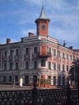 Музей И.А.Гончарова. Дом, где родился писатель