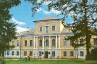 Здания и сооружения: Здание музея, XVIII-XIX вв.