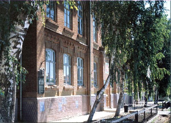 Здания и сооружения: Музей Мусы Джалиля (в здании Мензелинского педколледжа)