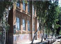 Музей Мусы Джалиля (в здании Мензелинского педколледжа)