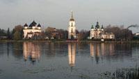 Архитектурный ансамбль на Соборной площади