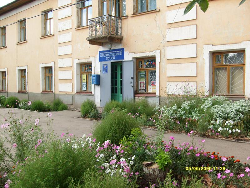 Здания и сооружения: Музей и Дом ремесел