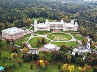 Здания и сооружения: Общий вид Государственного музея-заповедника Царицыно