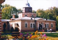 Охотничий дом, здание музея