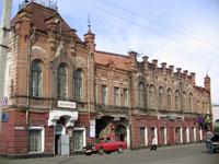 Здание, где расположен Каменский краеведческий музей