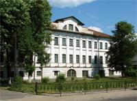 Муромский историко-художественный музей. Дом Зворыкиных