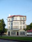 Здание, в котором расположен Музей истории города Советска