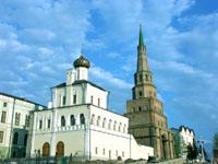 Музей истории государственности Татарстана и татарского народа в здании бывшей Дворцовой церкви