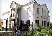 Здание музея воздушно-десантных войск Крылатая гвардия