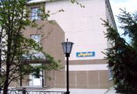 Здание, в котором находится Актанышский  краеведческий музей